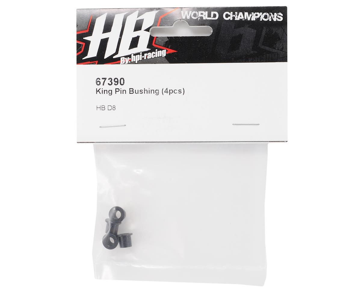 HB Racing King Pin Bushing (4)