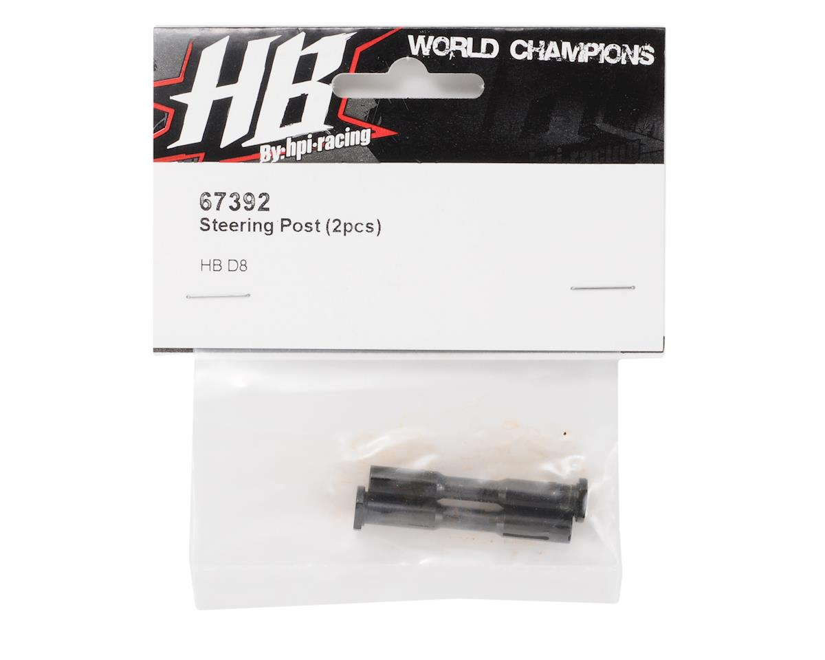 HB Racing Steering Post (2)