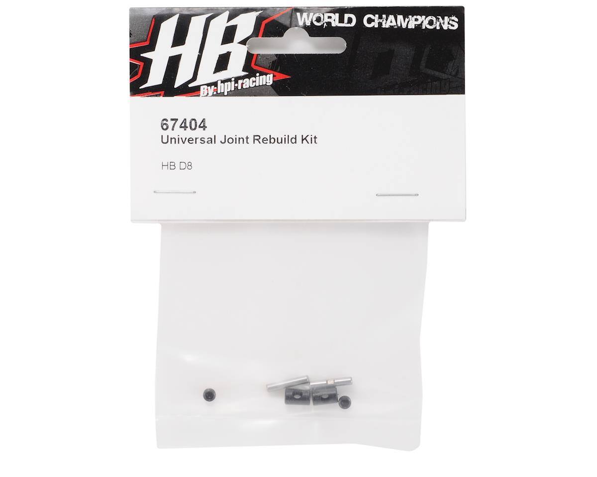 HB Racing Universal Joint Rebuild Kit