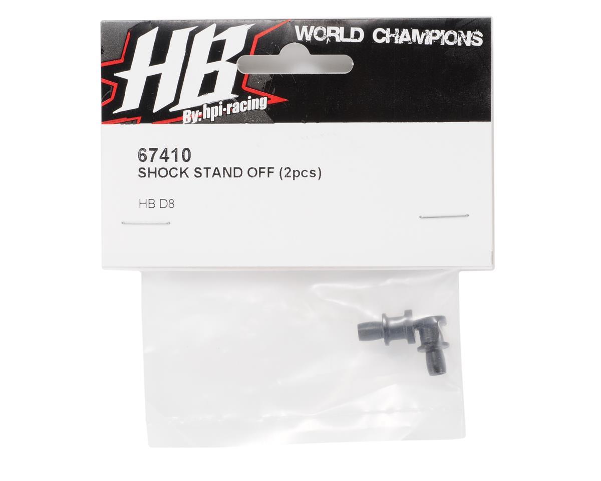HB Racing Shock Standoff (2)