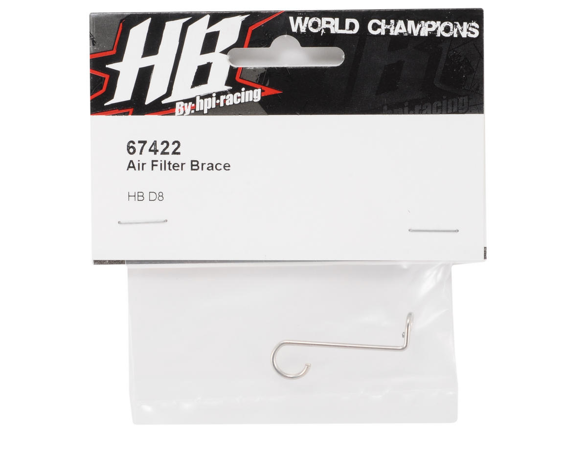 Air Filter Brace by HB Racing