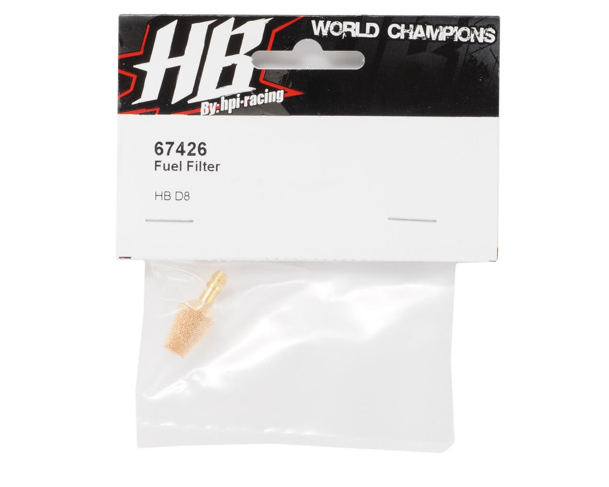 HB Racing Fuel Filter