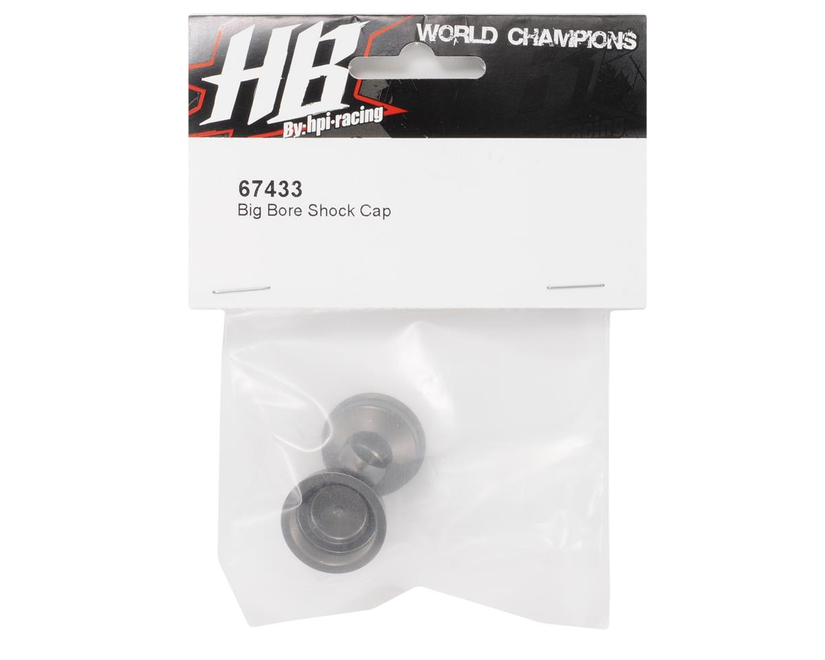 HB Racing Big Bore Shock Cap