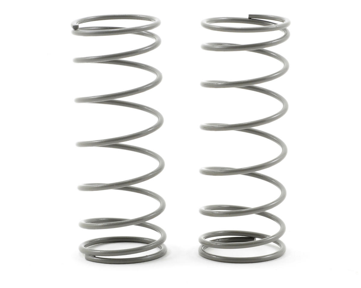 HB Racing 60mm Big Bore Shock Spring (Gray - 74gf) (2)