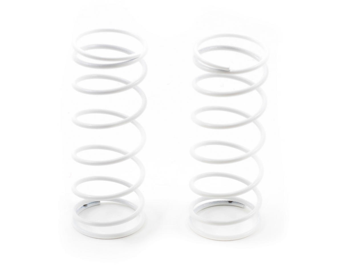 HB Racing 60mm Big Bore Shock Spring (White - 81Gf) (2) (HPI Apache SC)