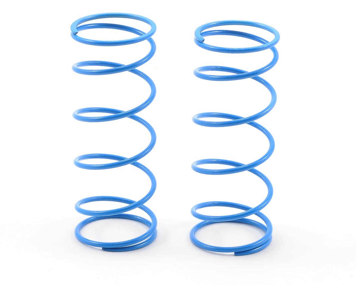 HB Racing 60mm Big Bore Shock Spring (Blue - 89Gf) (2)