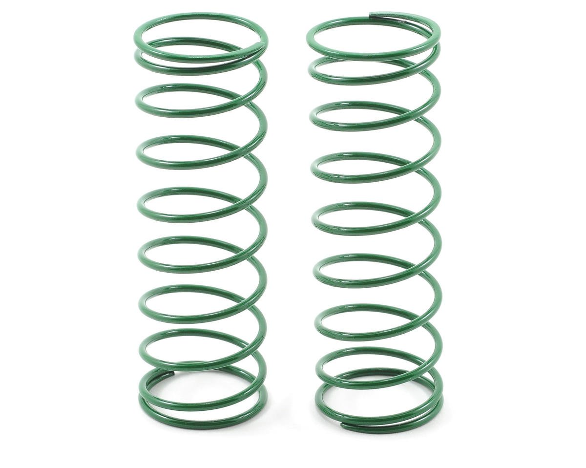 HB Racing 68mm Big Bore Shock Spring (Green - 59Gf) (2)