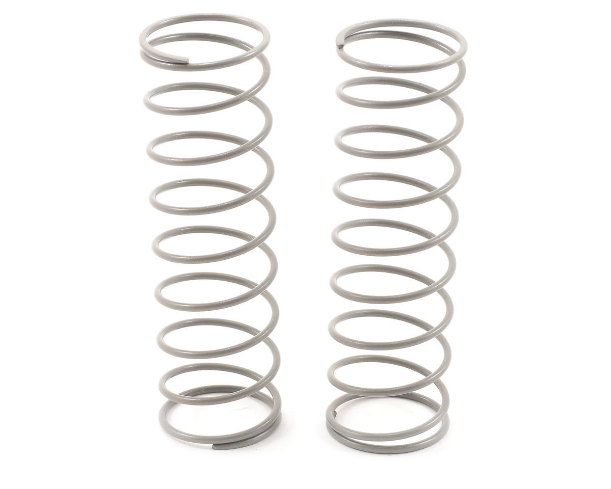HB Racing 76mm Big Bore Shock Spring (Gray - 52Gf) (2)
