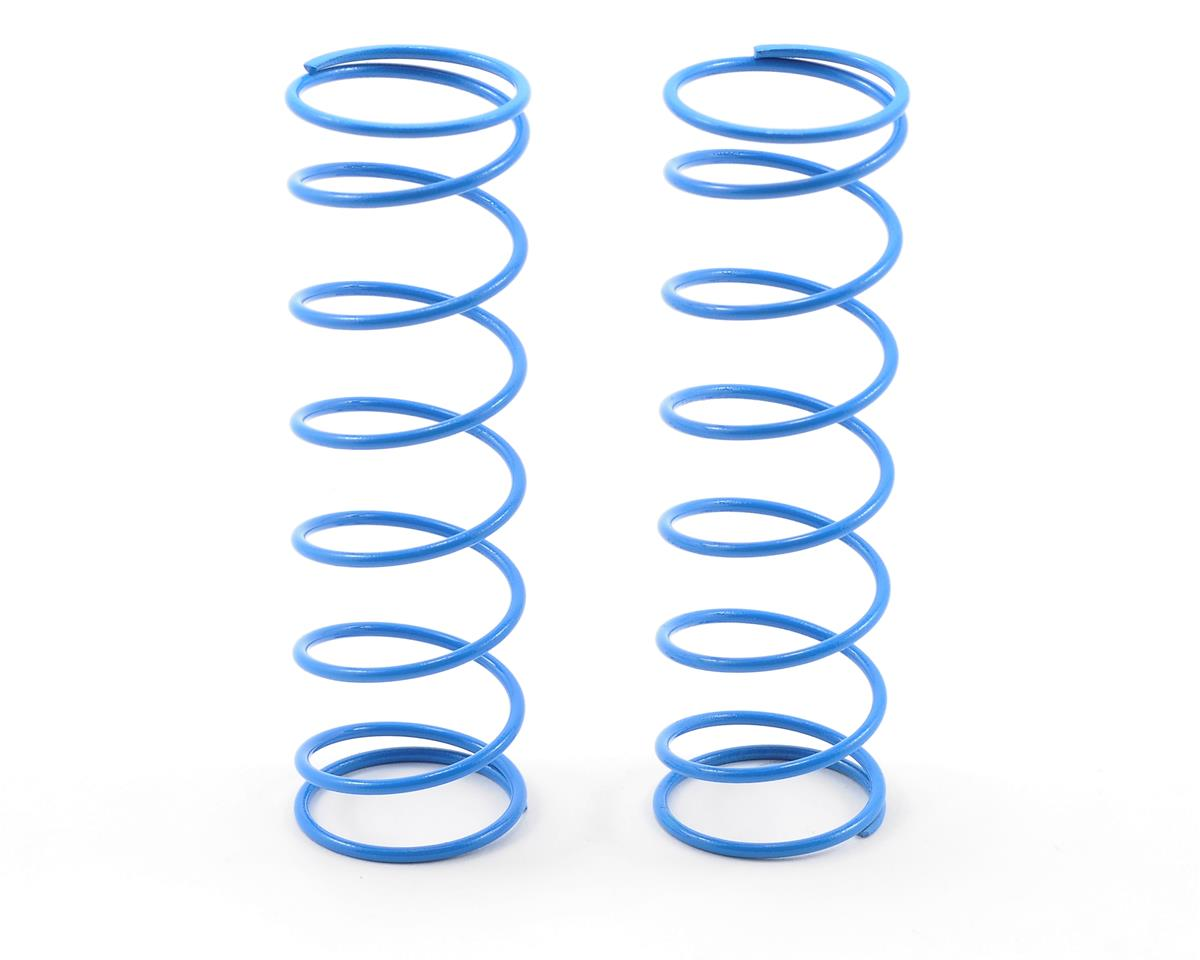 HB Racing 76mm Big Bore Shock Spring (Blue - 63Gf) (2)