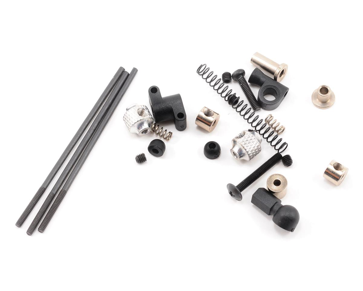 Throttle Linkage Set w/Hardware by HB Racing