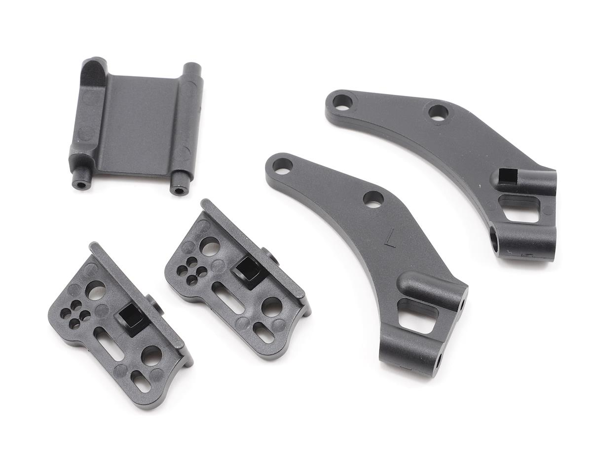 HB Racing Wing Mount Set