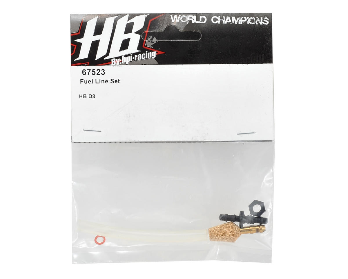 HB Racing Fuel Tank Clunk Set