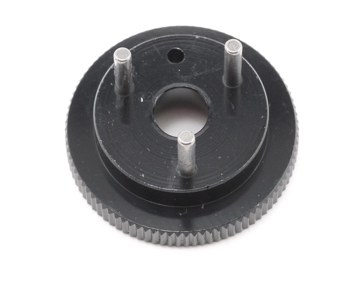 Black 3 Pin Flywheel by HB Racing