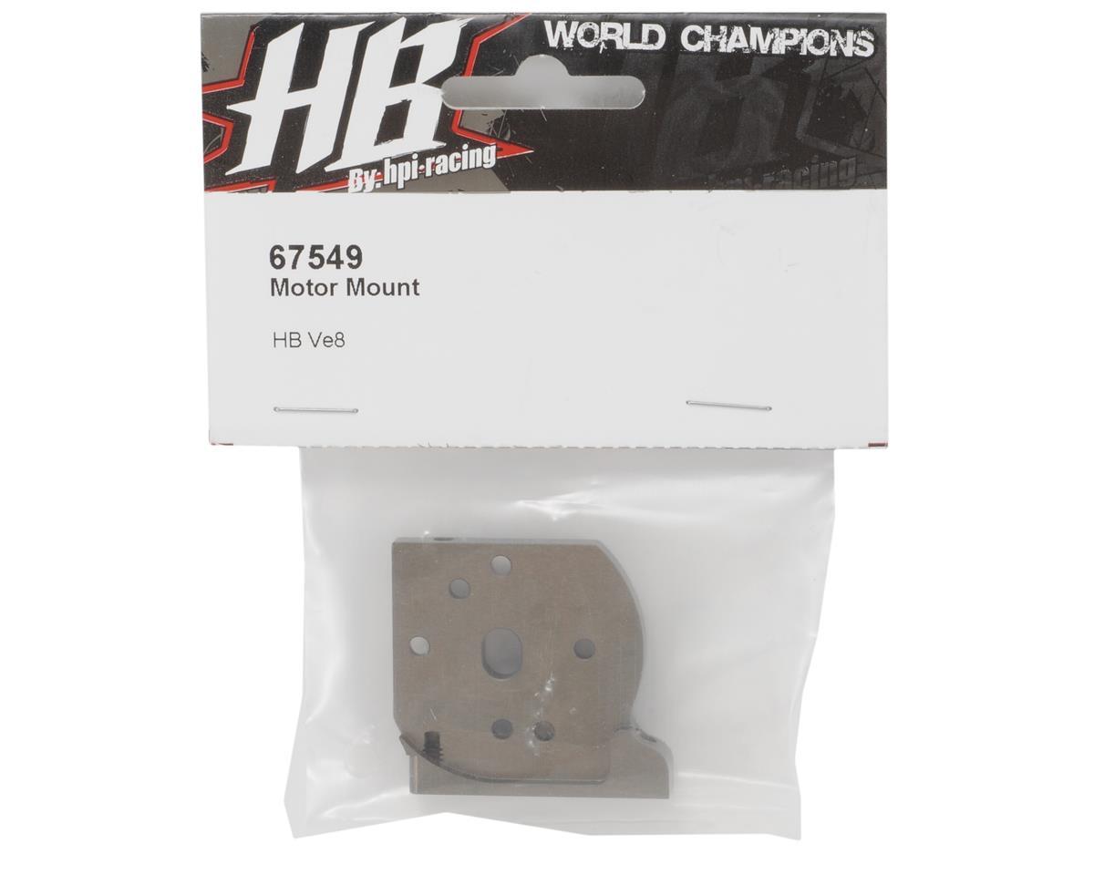 Motor Mount by HB Racing