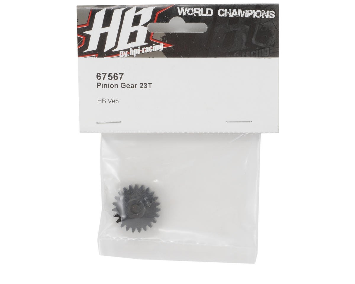 HB Racing Pinion Gear (23T)