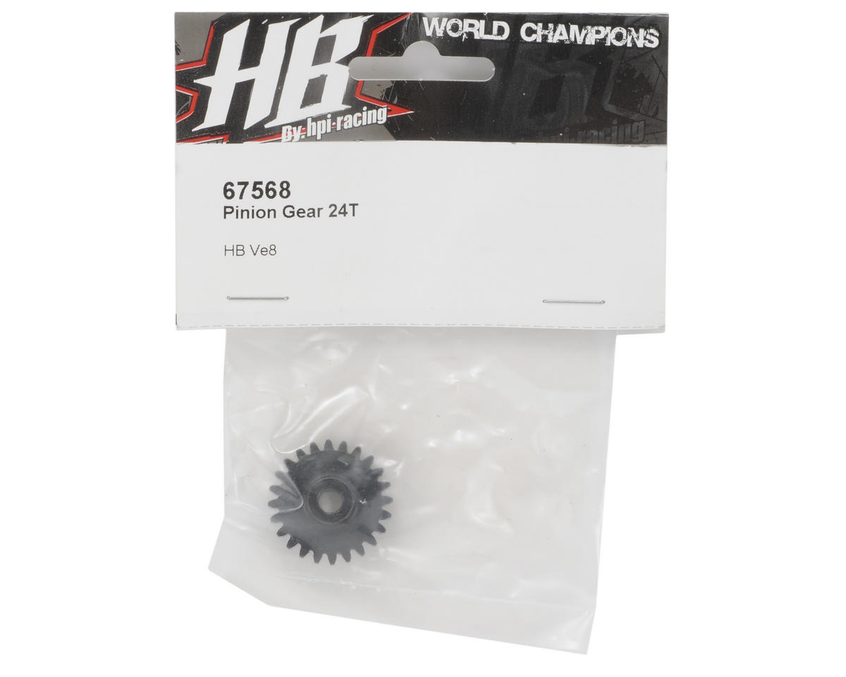 HB Racing Pinion Gear (24T)