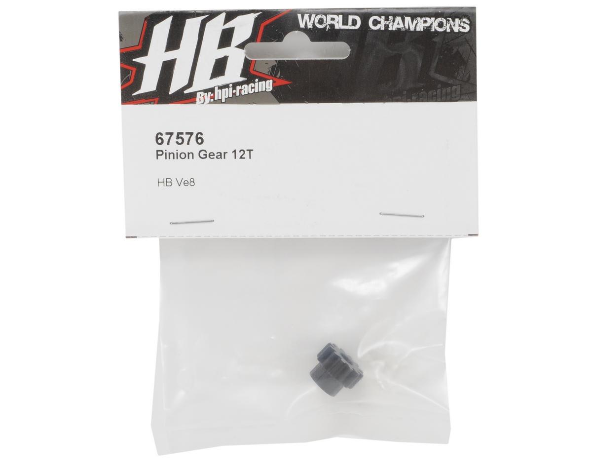 HB Racing Pinion Gear (12T)
