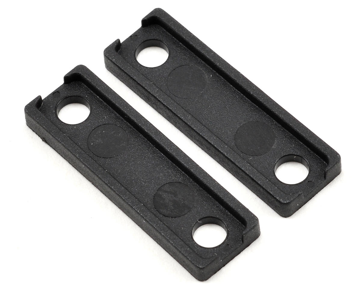 HB Racing Differential Mount Spacers (2)