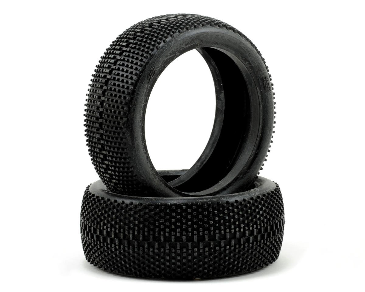 HB Racing Megabite 1/8 Buggy Tire (2) (Hot Bodies D812)