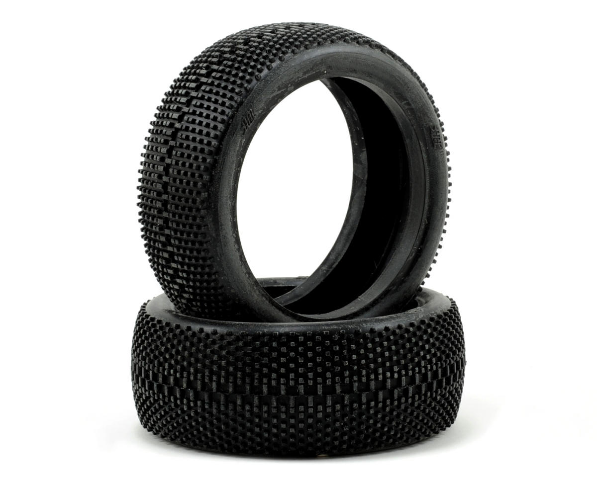 HB Racing Ve8 Megabite 1/8 Buggy Tire (2)