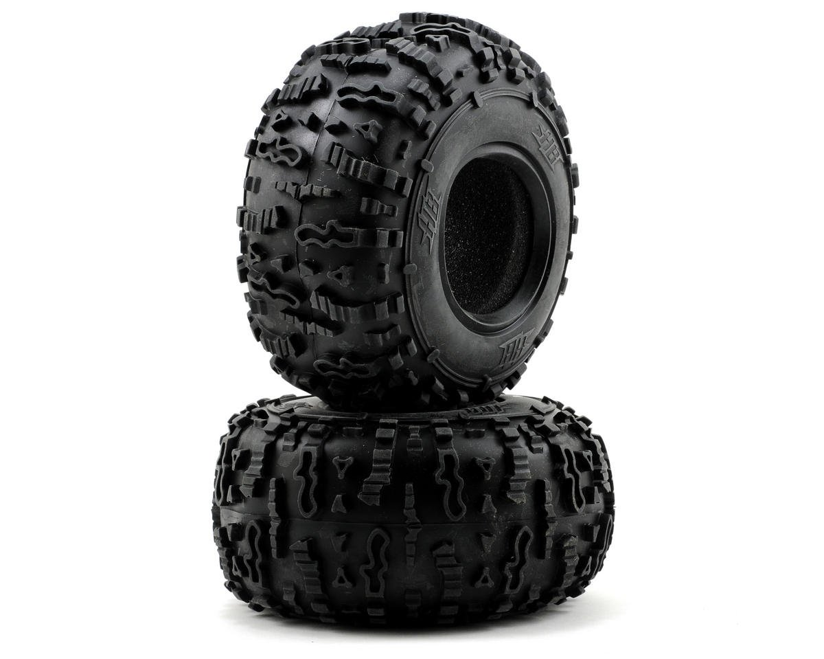 "HB Racing Rover 2.2"" Rock Crawler Tires (2) (HPI King)"