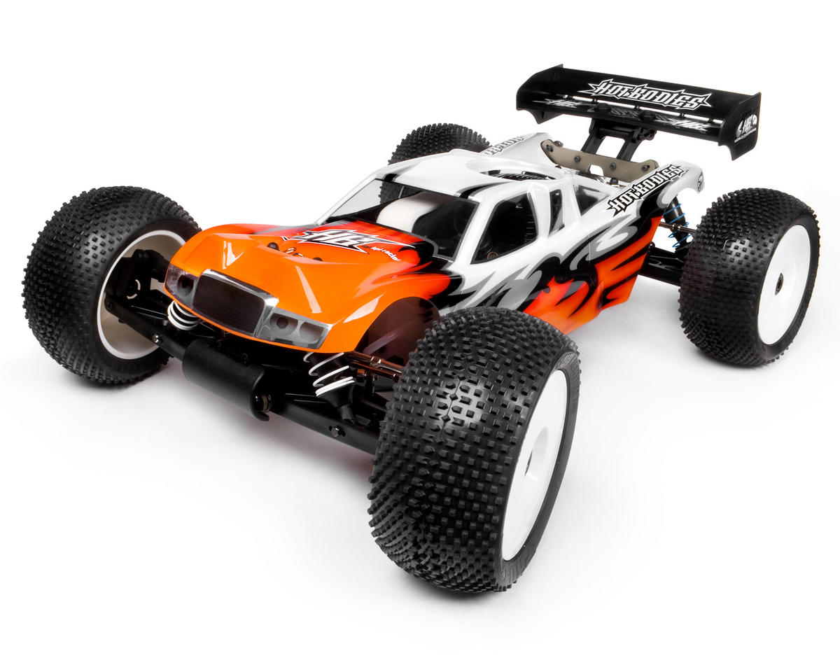 HB Racing D8T 1/8 Off Road Competition Truggy Kit