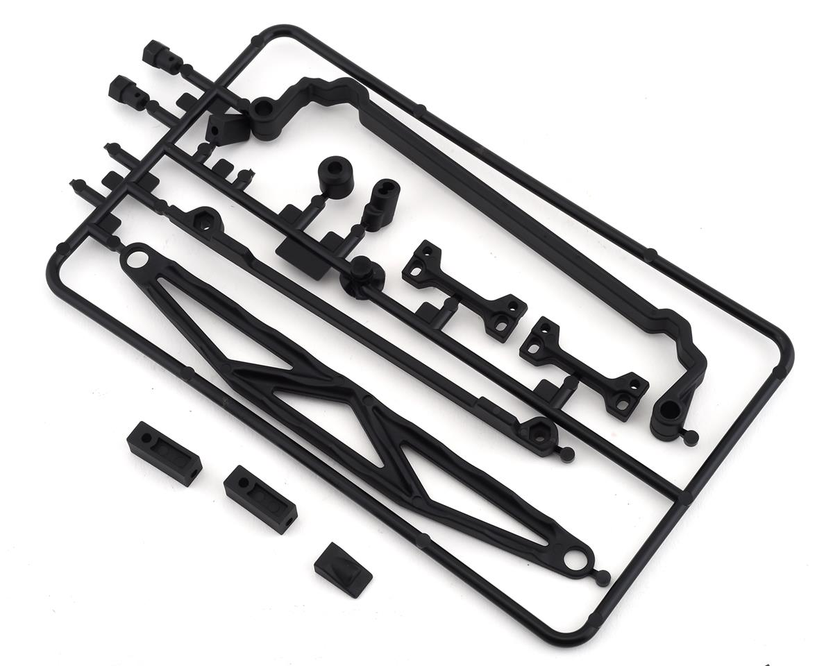 HB Racing TCX LiPo Battery Holder Set