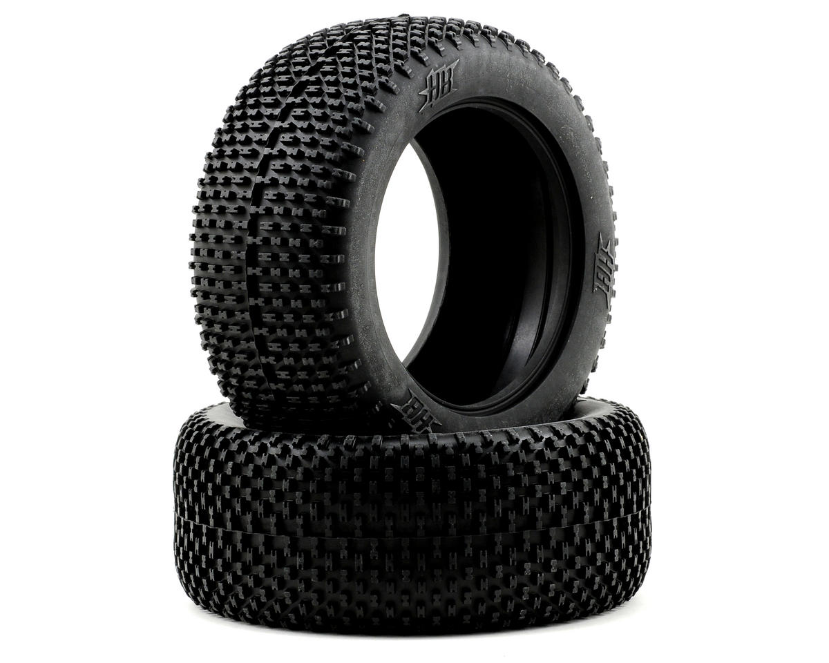 HB Racing Khaos 1/8 Truggy Tire (2)