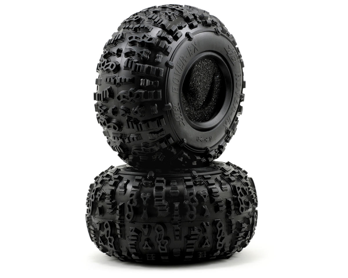 "HB Racing Rover-EX 2.2"" Rock Crawler Tires (2)"