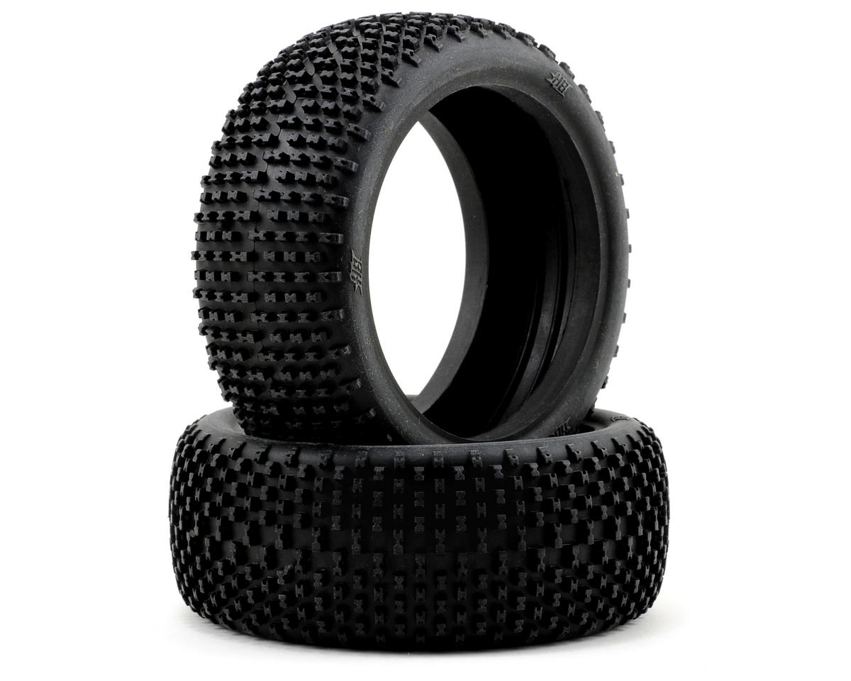 Khaos 1/8 Buggy Tire (2) (Pink) by HB Racing