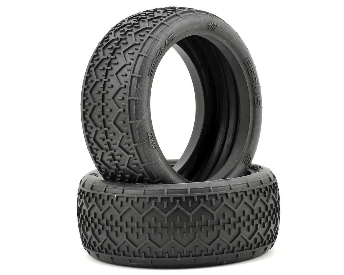 HB Racing Beams 1/8 Buggy Tire (2)
