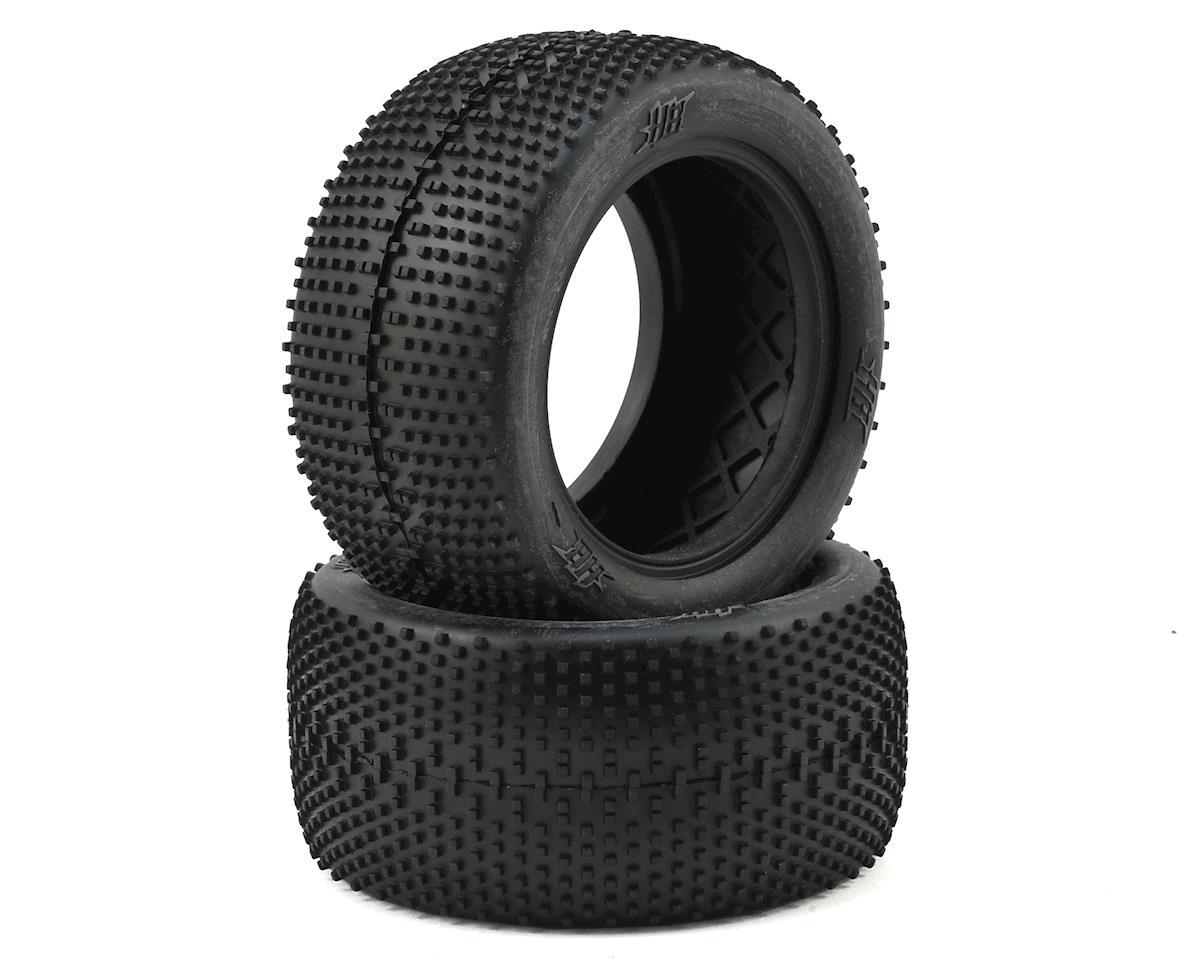 HB Racing Megabite 1/10 Buggy Rear Tire (2) (Pink)