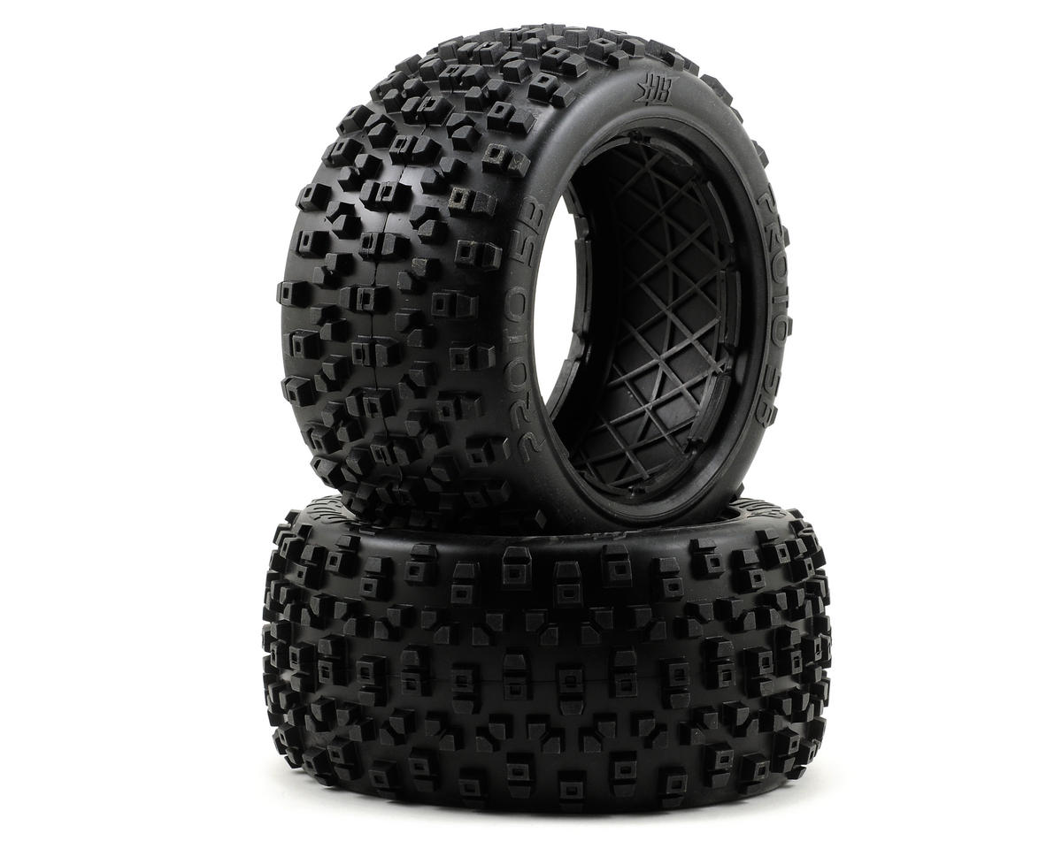 HB Racing Proto Rear Tire (No Foam)