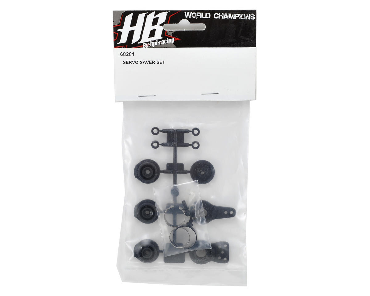 HB Racing Servo Saver Set (TCXX)