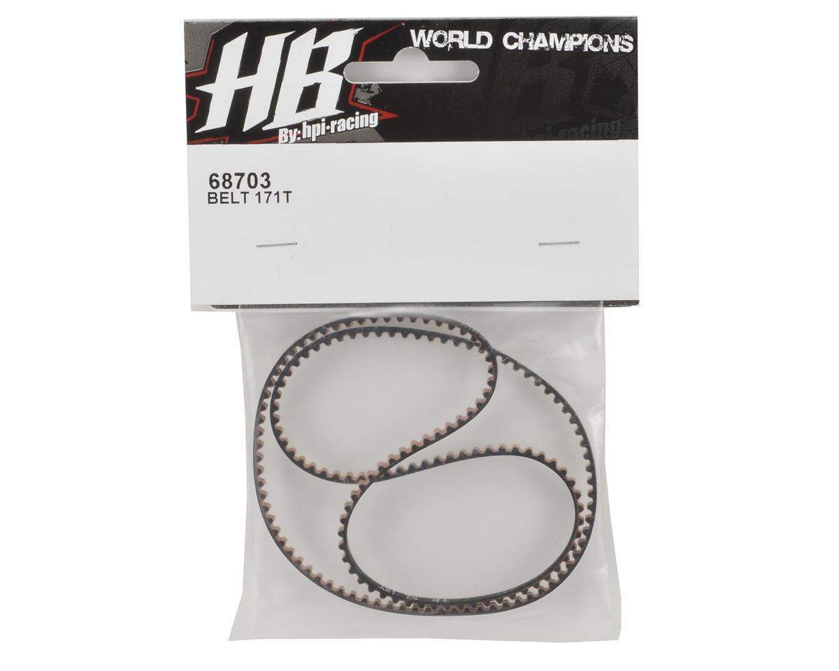 HB Racing 171T Belt