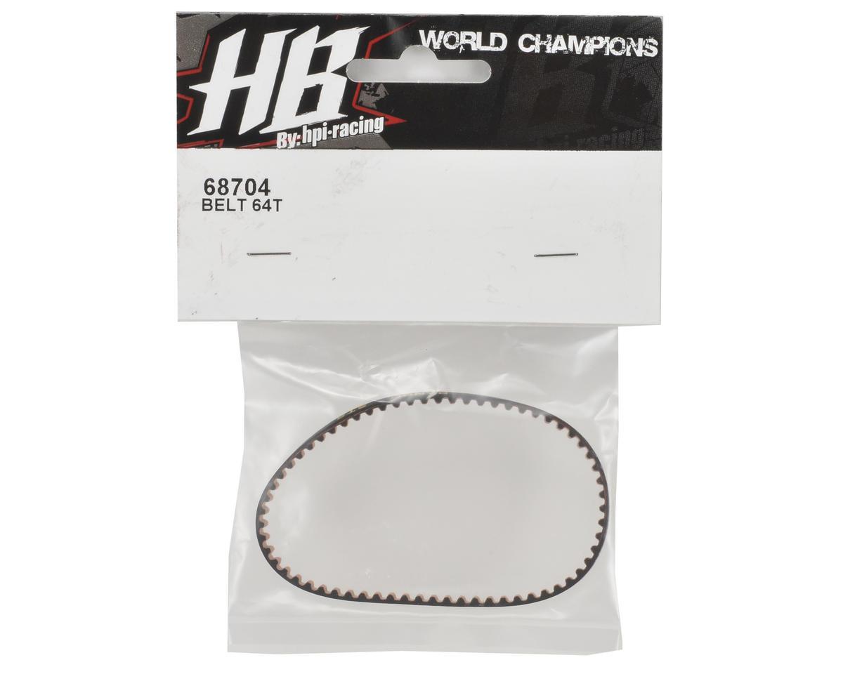 HB Racing 64T Belt