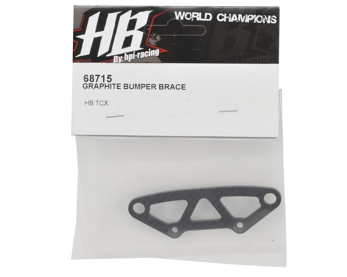 HB Racing Carbon Fiber Bumper Brace