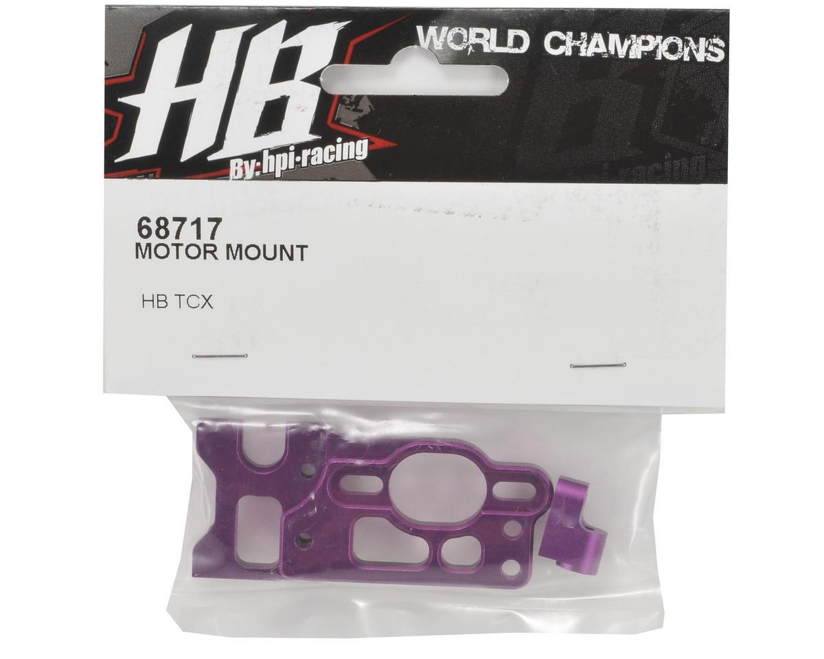 HB Racing Motor Mount