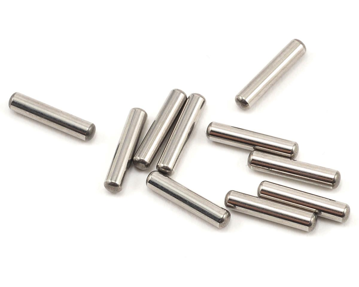 HB Racing TCX 2x9.8mm Center Shaft Pin Set (10)