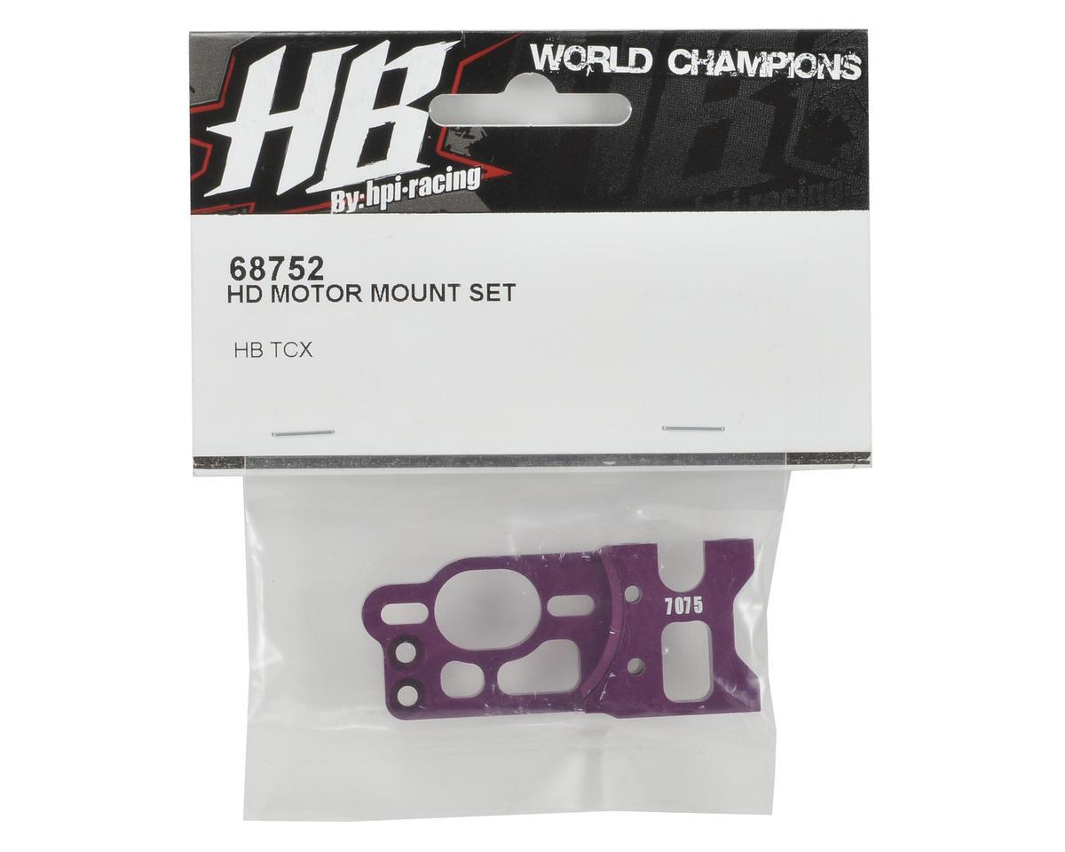 HB Racing Heavy Duty Motor Mount Set