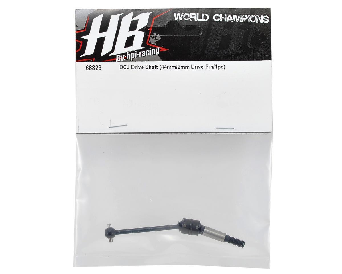 HB Racing 44mm DCJ Driveshaft