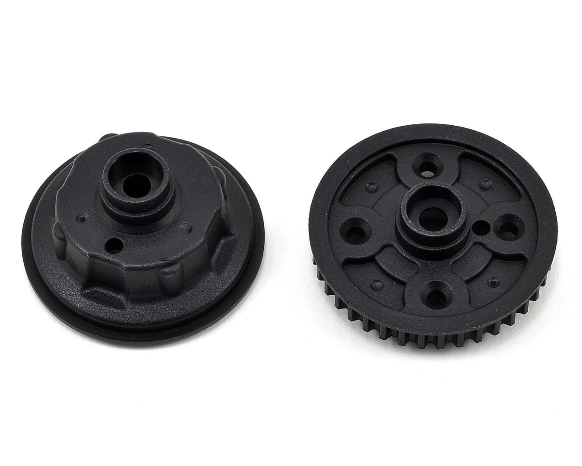 Gear Differential Pulley (39T) by HB Racing