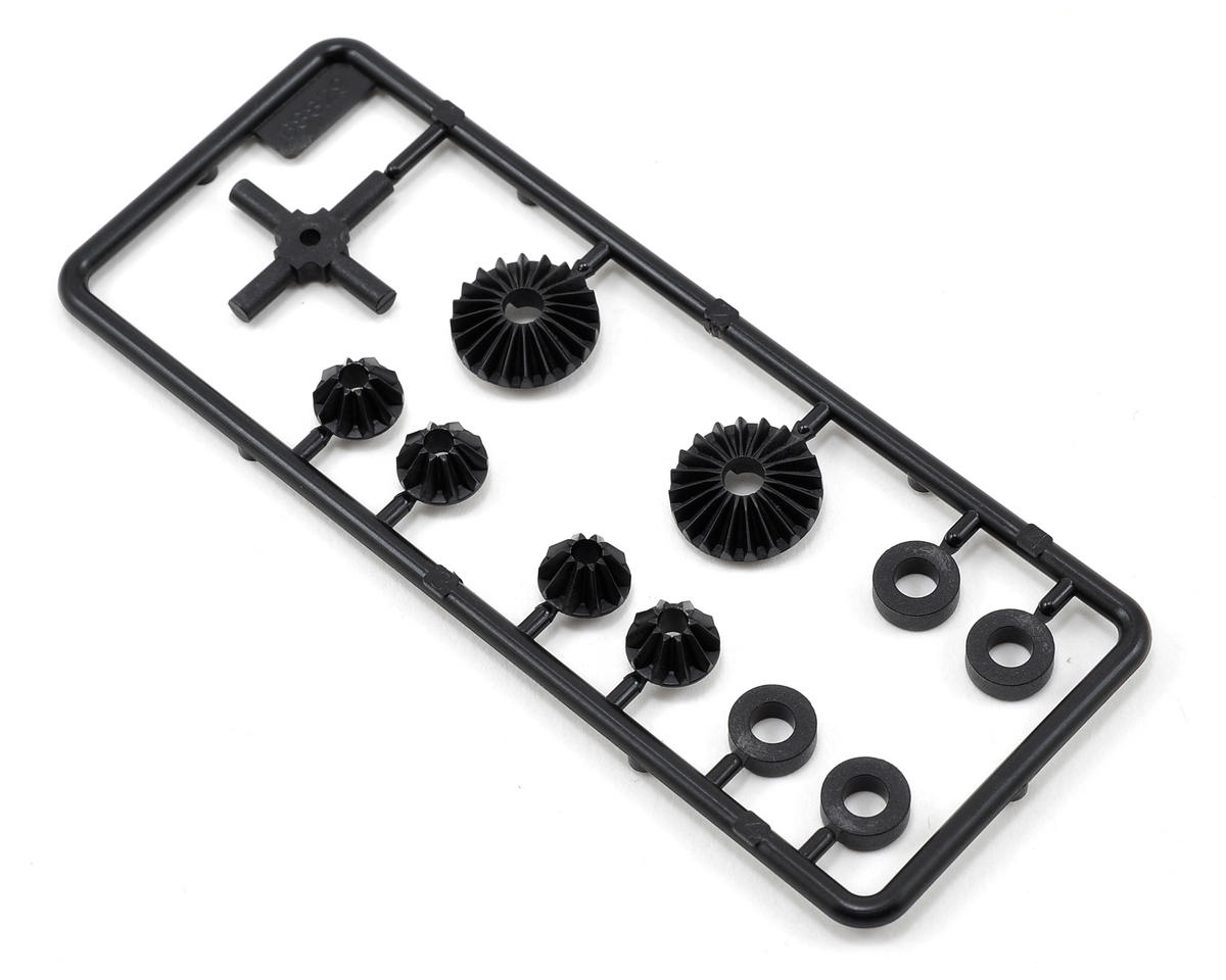 Gear Differential Bevel Pinion Gear Set (39T) by HB Racing