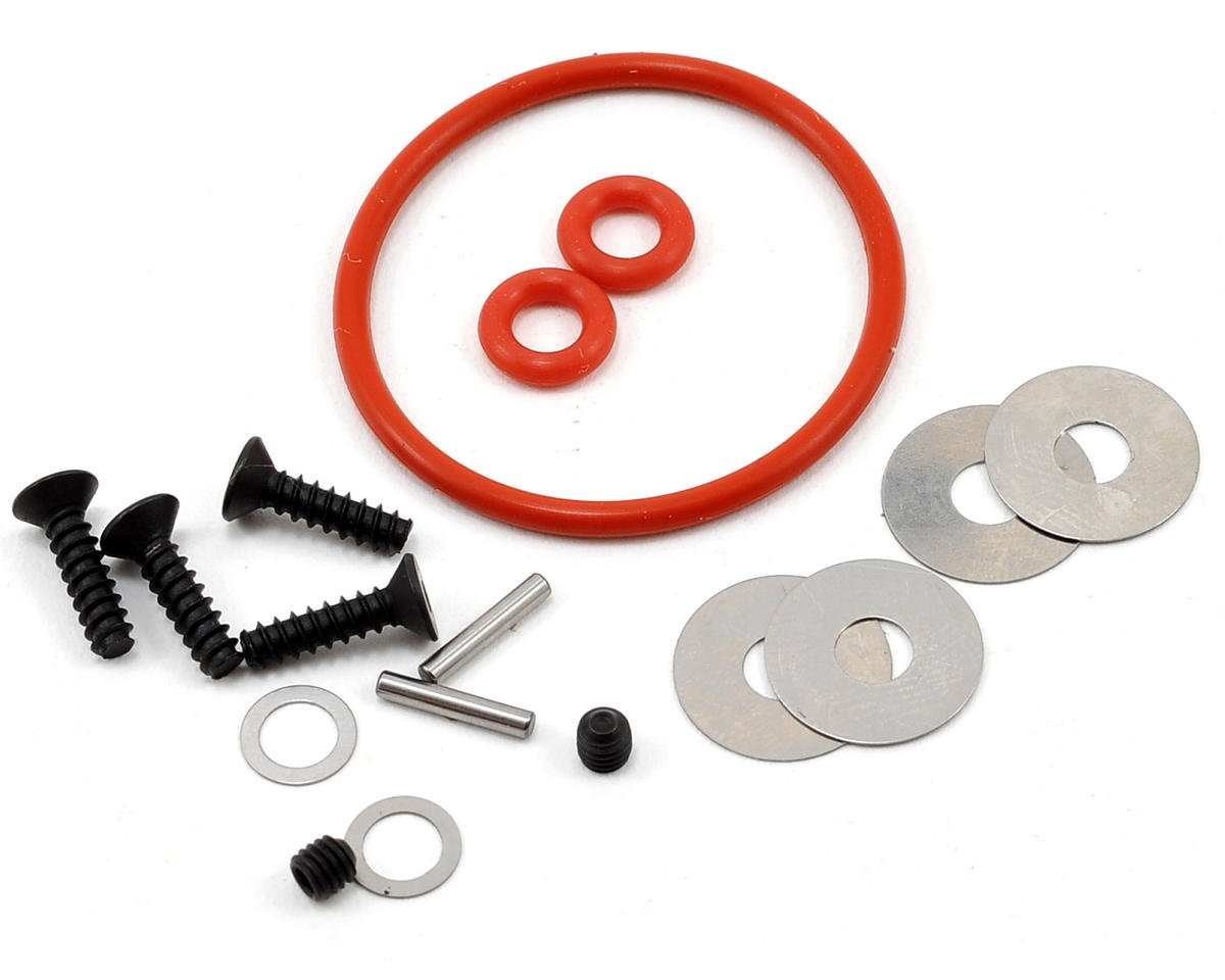HB Racing TCXX Gear Differential Maintenance Set