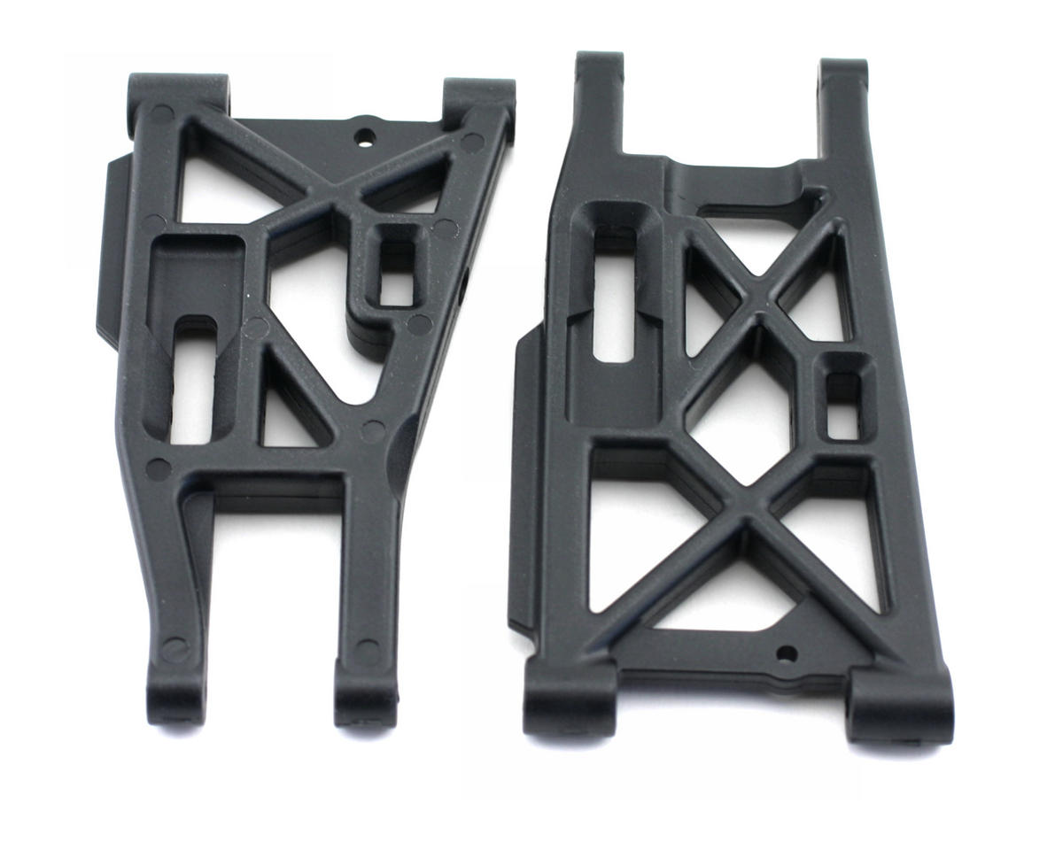 HB Racing Front/Rear Lower Suspension Arm Set (Lightning 2)