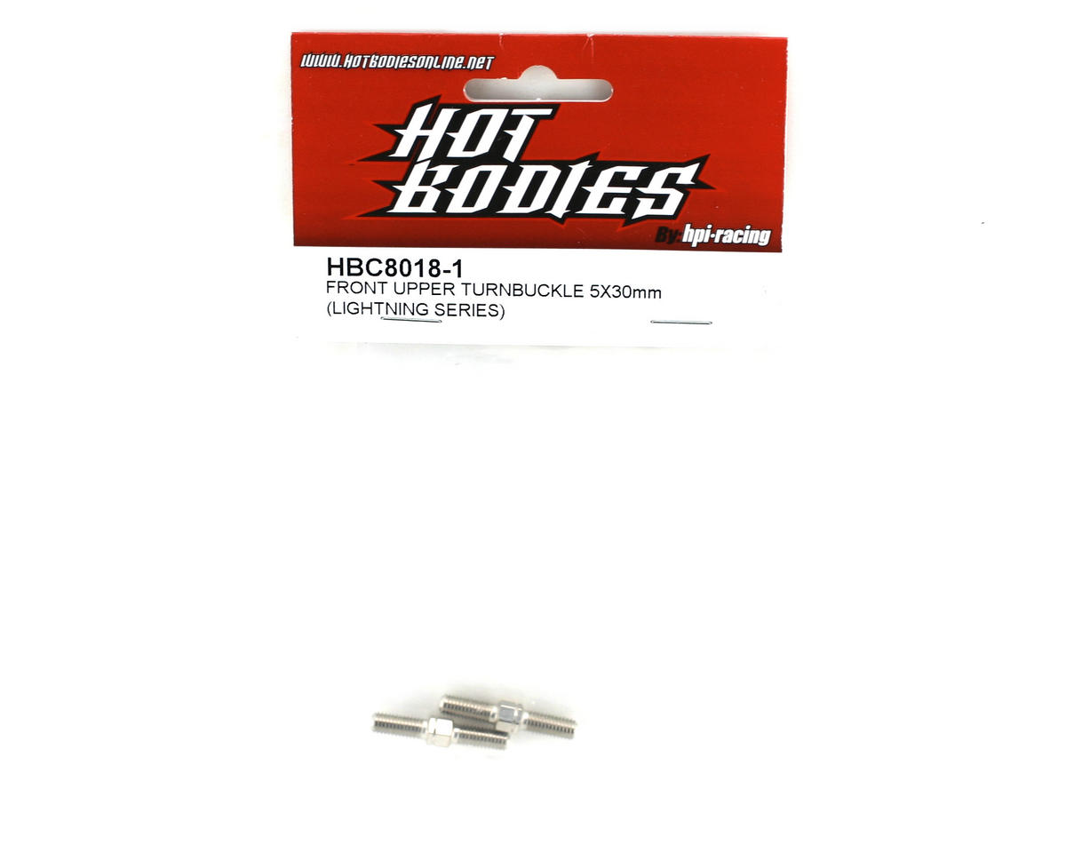 HB Racing 5x30mm Front Upper Turnbuckle