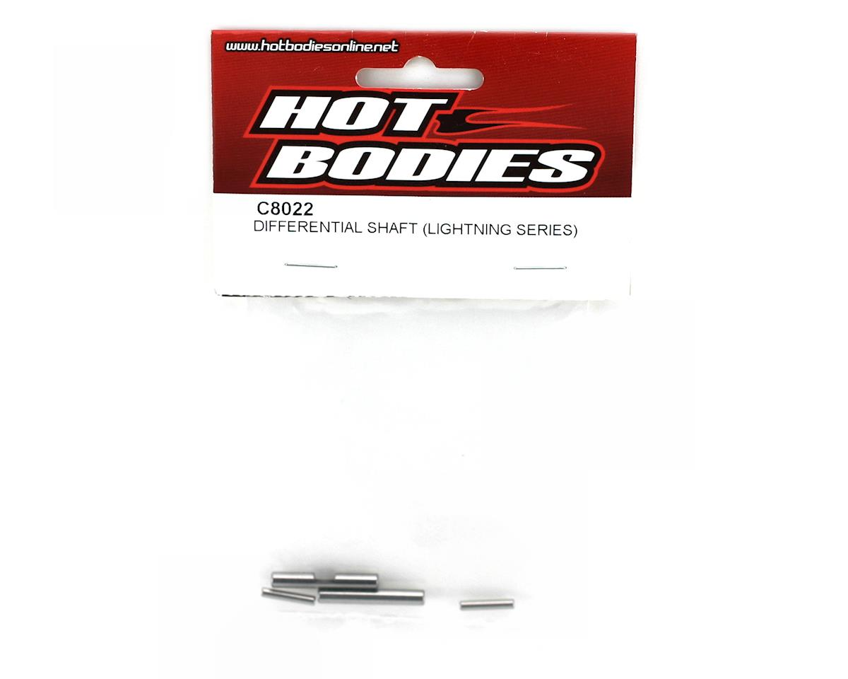 HB Racing Differential Shaft Set