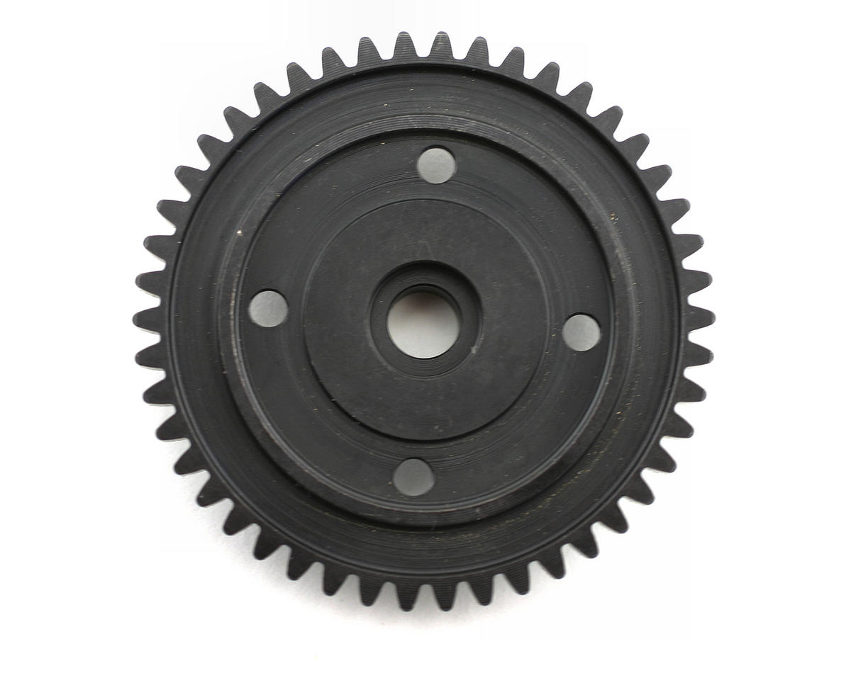 HB Racing 46T Center Spur Gear (Lightning Buggy Series)