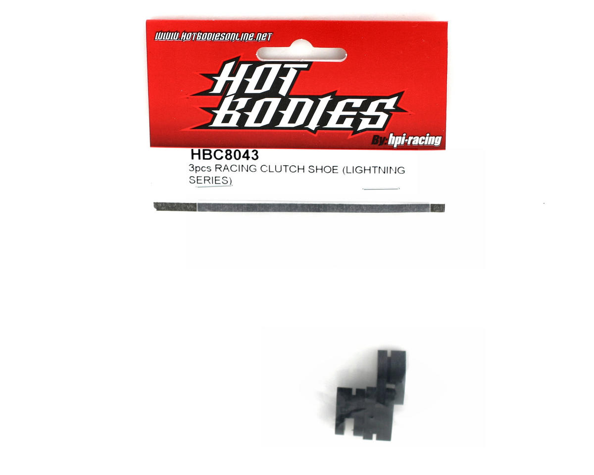 HB Racing Carbon Clutch Shoe (3)