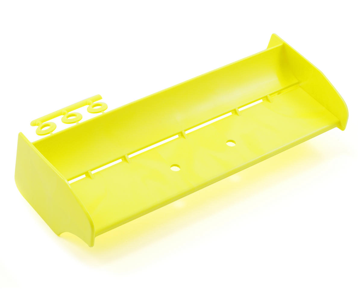 HB Racing 1/8 Deck Wing (Yellow)